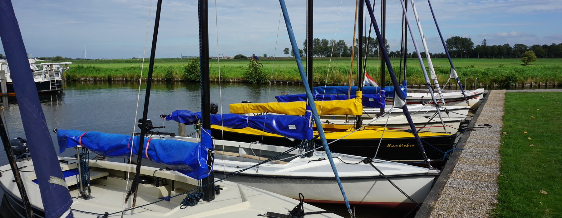 Zeilboot huren in Friesland